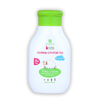 Biomon Kids Sheep Tail Oil Cream