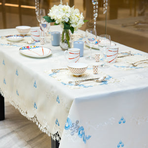 "Non Stain Table Cloth ""Ulzii"" Collection by Baigal"