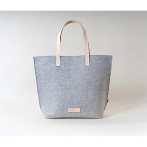 Wool Felt made Tote Bag