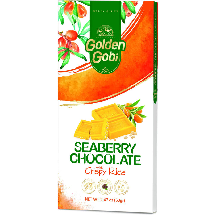 Seaberry Chocolate Bar