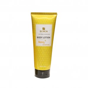 Biomon Body Lotion with Honey and Oatmeal