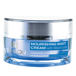 Biomon Mare's Milk Nourishing Night Cream