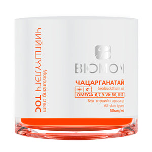 Biomon Sea Buckthorn Moisturizing Cream