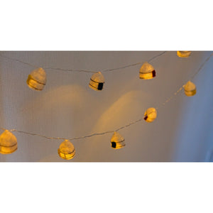 Mongolian Ger Design String Lights Decoration