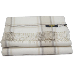 100% Natural Cashmere Throw
