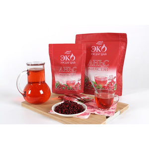 Eco Instant Tea with Lingonberry