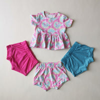 Mia Mix & Match Short Fucsia