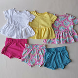 Mia Mix & Match Short Acqua