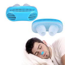 Load image into Gallery viewer, Silicone Anti-Snore Device - Sleep Aid