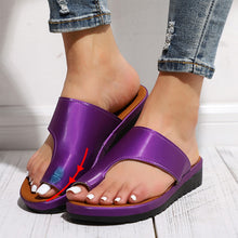 Load image into Gallery viewer, Women Comfy Bunions Corrector Sandals