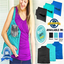 Load image into Gallery viewer, Comfy Cat Travel Pouch