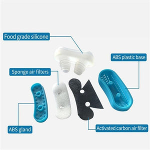 Silicone Anti-Snore Device - Sleep Aid
