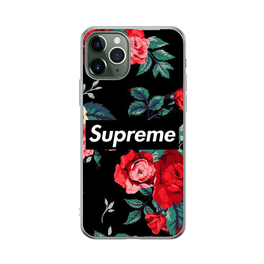 Supreme Floral Wallpaper Iphone 11 Case 11 Pro Max Case Samsung