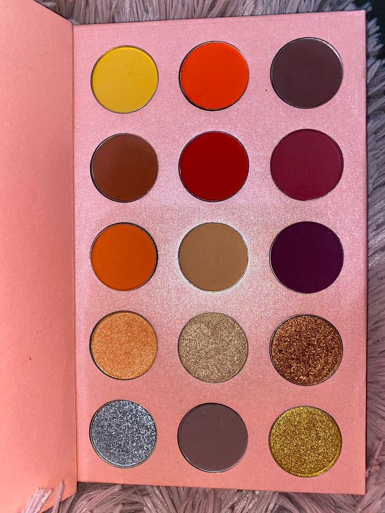 Hottie Palette