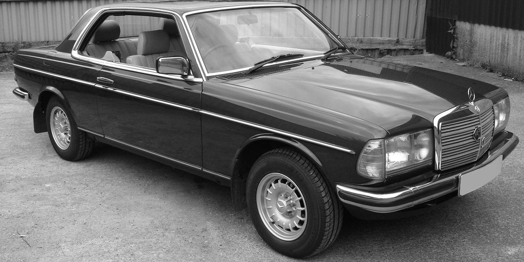 Classic Mercedes Parts - W123 COUPE | C123 parts