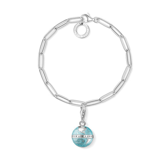 Damenarmreif Thomas Sabo AIR-SET0008-007-1 Silber
