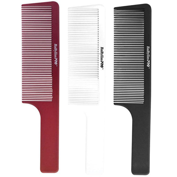 "9"" Barber Combs - Twisted Orchid Beauty Supply"