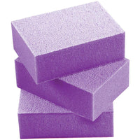 MINI BUFFING BLOCKS PURPLE
