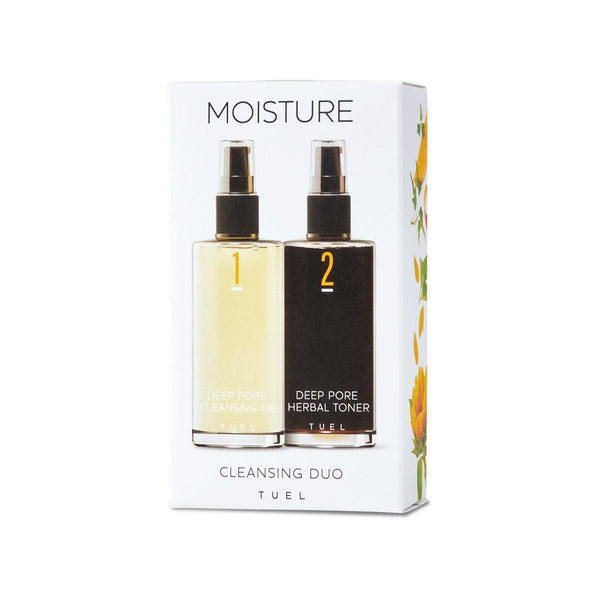 Moisture Plus Deep Cleansing Duo