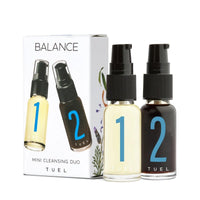 Tuel Balance Cleansing Mini Duo