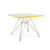 Eamesy Style Kids Table Square Wire Base