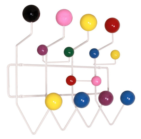 Eamesy Style Hang-It-All Coat Rack