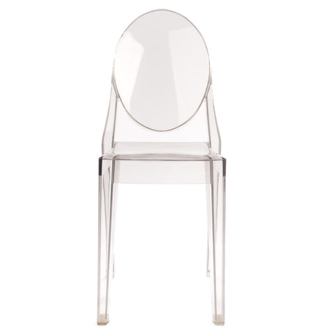 Starcky Style Victoria Ghost Side Chair