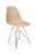 Eamesy Style Side Chair Weave Wire-Base-Chrome