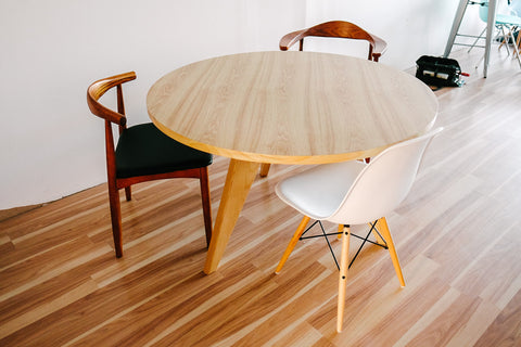 Prouvey Style Table Round 47""
