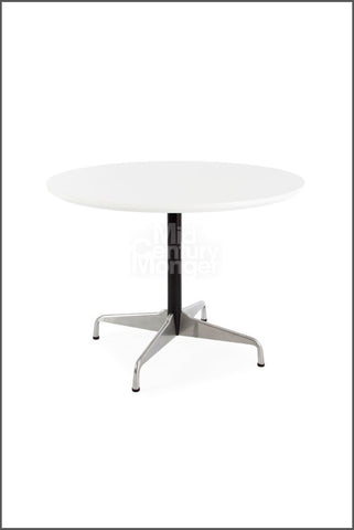 Eamesy Style Conference Table Round 39""