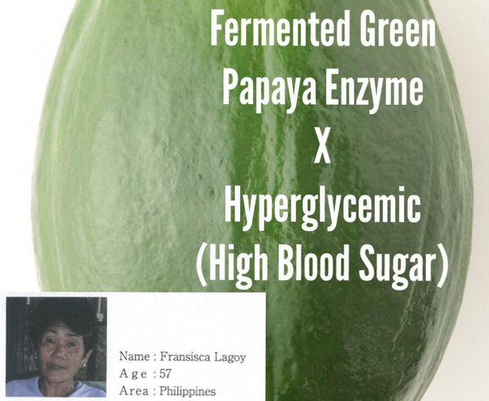 Hyperglycemic (High Blood Sugar)