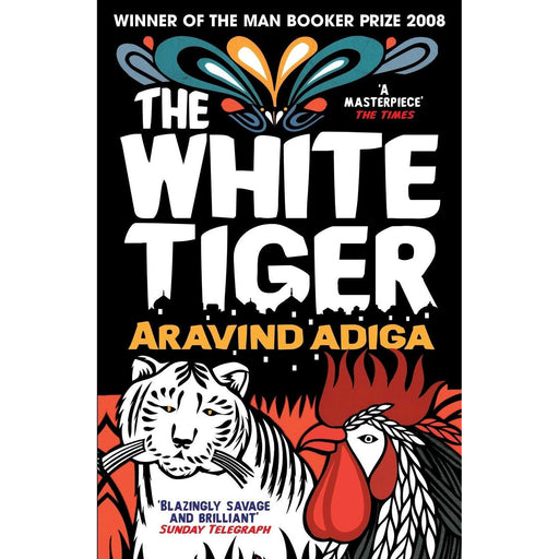 The White Tiger - The Book Bundle