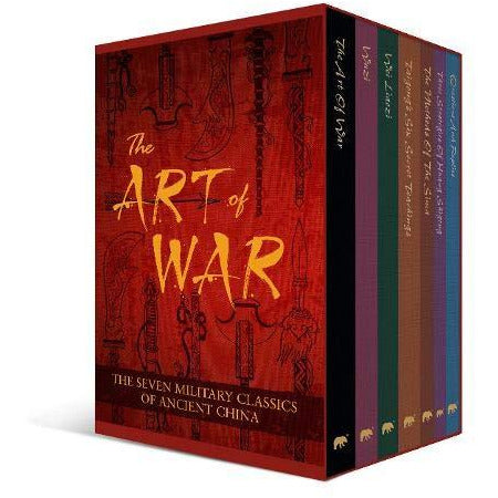 The Art of War Collection: Deluxe 7-Volume Box Set - The Book Bundle