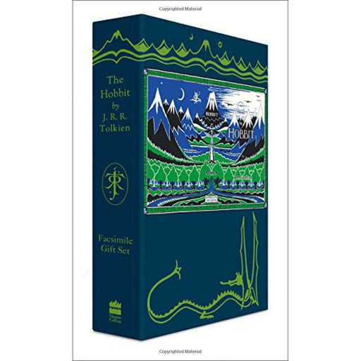 The Hobbit Facsimile Gift Edition - The Book Bundle