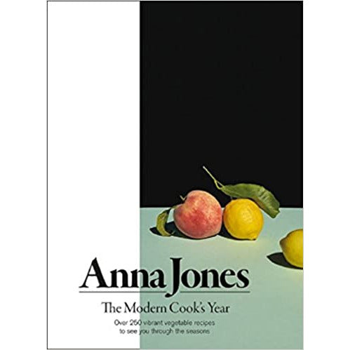 Anna Jones  2 Books Collection Set (The Modern Cook's Year & One: Pot, Pan, Planet) - The Book Bundle