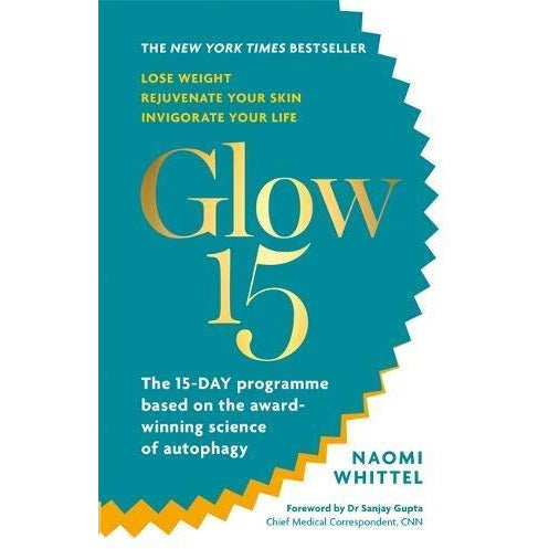 Age Well Project, How Not To Die, Glow15, Rewind Your Body Clock 4 Books Collection Set - The Book Bundle