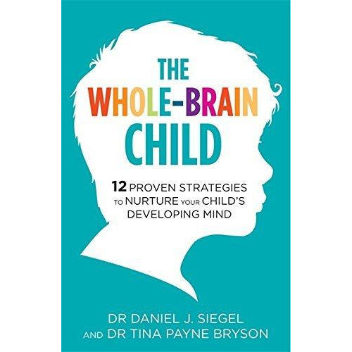 The Yes Brain Child, The Whole Brain Child 2 Books Collection Set - The Book Bundle