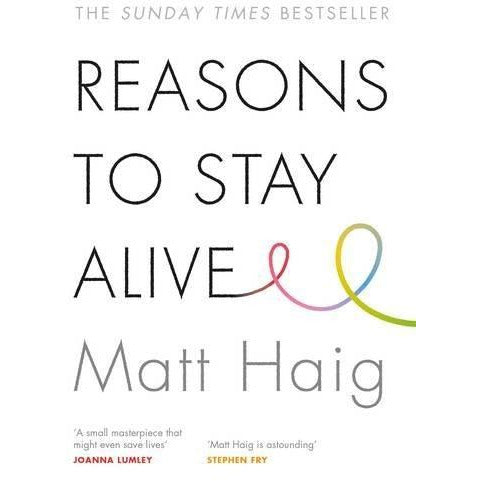 Reasons to Stay Alive - The Book Bundle