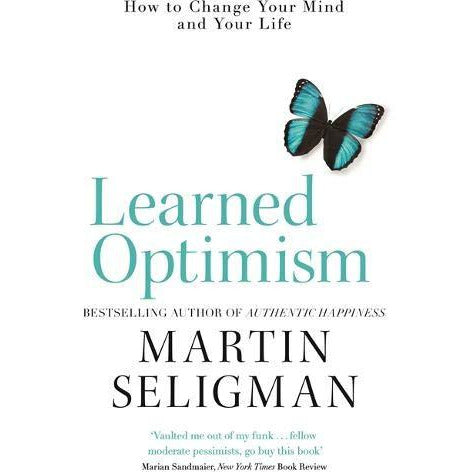Learned Optimism: How to Change Your Mind and Your Life by Martin Seligman - The Book Bundle