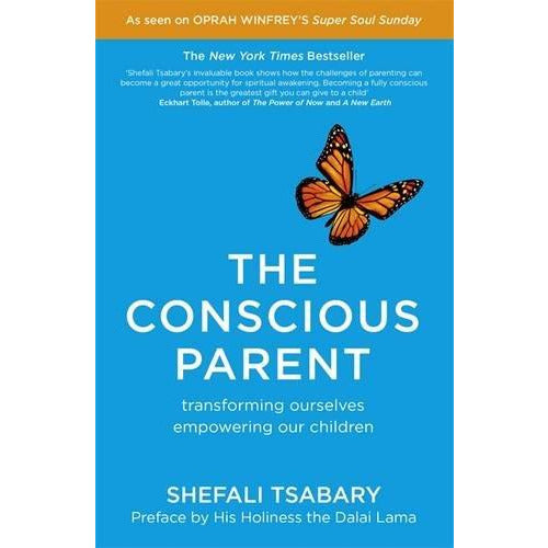 The Conscious Parent: Transforming Ourselves, Empowering Our Children - Paperback - The Book Bundle