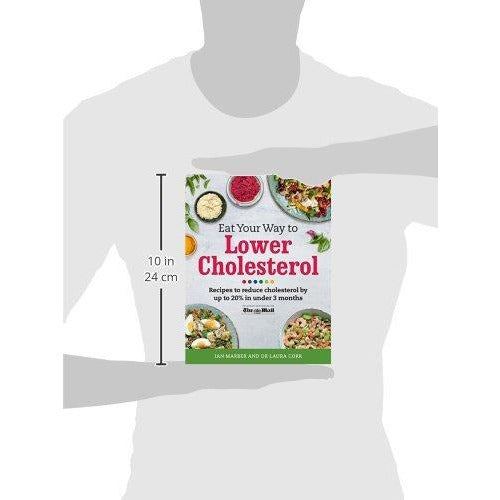 Eat Your Way To Lower Cholesterol: Recipes to reduce cholesterol by up to 20% in Under 3 Months - The Book Bundle