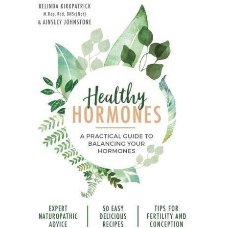 Healthy Hormones, The Hormone Fix, Hormone Remedy Cookbook, Body Reset Diet 4 Books Collection Set - The Book Bundle