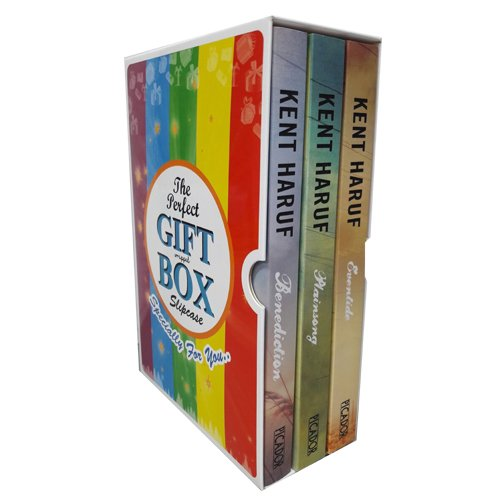 Kent Haruf Plainsong Series Vol (1 - 3) Collection 3 Books Bundle Gift Wrapped Slipcase Specially For You - The Book Bundle