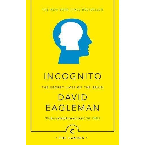 David Eagleman Collection 2 Books Set (Incognito The Secret Lives of The Brain, The Brain The Story of You) - The Book Bundle