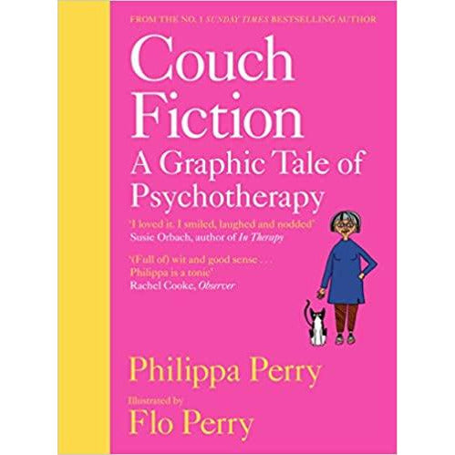 Philippa Perry 3 Books Collection Set (Book You Wish Your,To Stay Sane,Couch)NEW - The Book Bundle