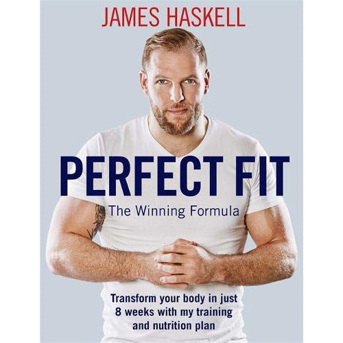 Perfect Fit, Your Ultimate, The World's Fittest Book, BodyBuilding  4 Books Collection Set - The Book Bundle