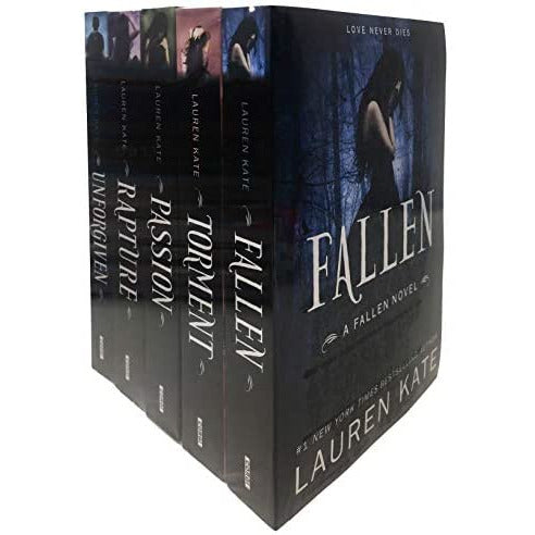 Lauren Kate Fallen Series - 5 Book Collection - The Book Bundle