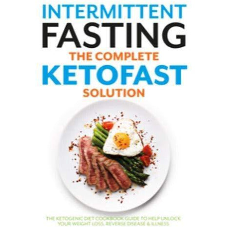 Ketotarian, The Inflammatio ,The Anti-inflammatory , Intermittent Fasting4 Books Collection Set - The Book Bundle