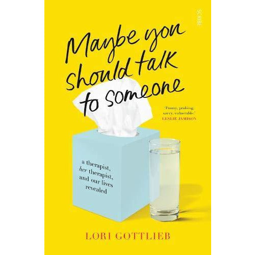 Maybe You Should Talk to Someone by Lori Gottlieb - The Book Bundle