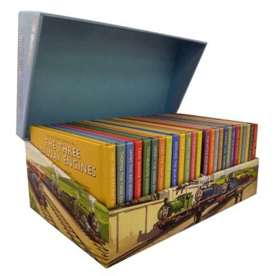 The Railway Series : Thomas the Tank Engine Centenary Collection Boxed Set (Classic Thomas the Tank Engine) - The Book Bundle